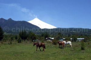 Randonnée au Volcan Villarrica au Chili