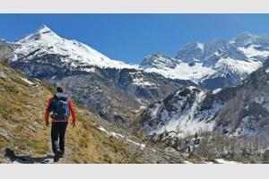 Un week-end de randonnées à Gavarnie