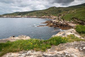 Randonnée sur le sentier du littoral entre Hondarribia et Pasaia