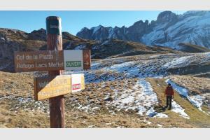 On va vers le Col de la Platta