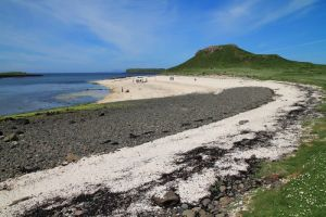 Randonnée aux Claigan coral beaches
