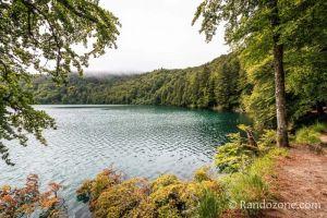 Topo : La Couze et le lac Pavin