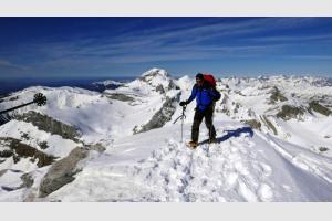 Llana Del Bosso-au sommet