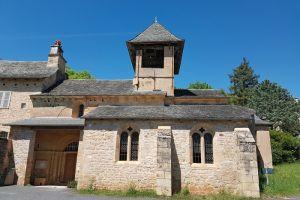 L'église de Vinnac
