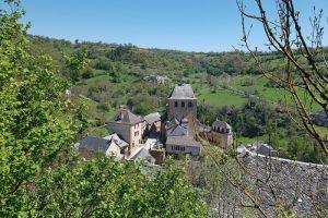 Le chemin des deux églises : Coubisou / Vinnac