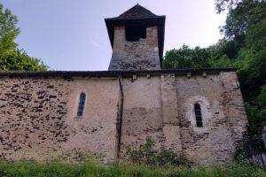 La jolie chapelle de Servières