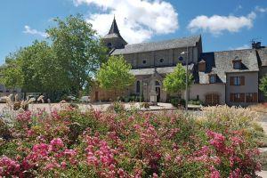 La belle église de Campuac