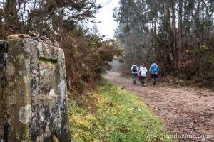 3 jours sur le sentier de Compostelle en Espagne