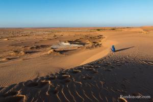 Trekking entre Ouadane et Chinguetti