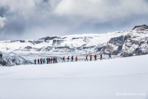 Découverte de la gamme Sky de Hoka One One en Islande