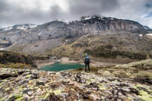 Promontoire sur le lac des Gloriettes