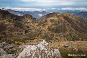 La Montagnette depuis La Mongie