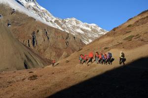 Trek dans la vallée secrète de Naar Phu au Népal