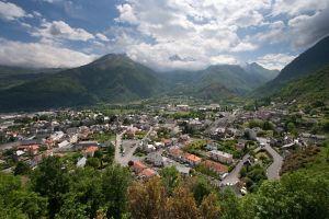 Lourdes - Cauterets  : voie verte des gaves