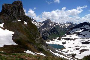 Pic et Lac Castérau