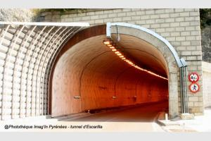 Tunnel d'Escarrilla