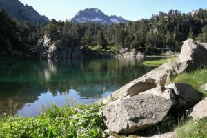 Colomers : lac de Cloth de Naut