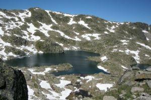 Colomers : lac de Podo