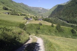 VTT Circuit n°12 vallée de Barèges : les plateaux de Souriches et Transarrious