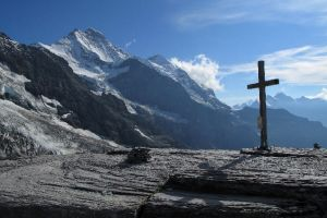 Trekking à l'Eiger