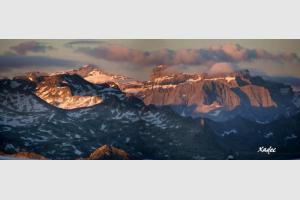 Mont Perdu et Marboré