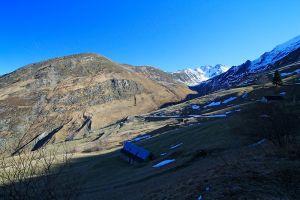 Vallée sous le pic de Bergons