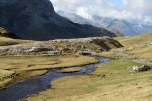 Ruisseau au Cirque de Troumouse