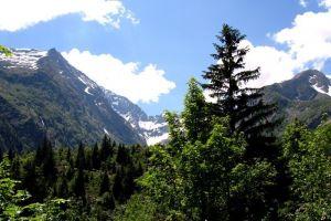 Vallée du Vénéon. Rando au Lac du Lauvitel. Alpes