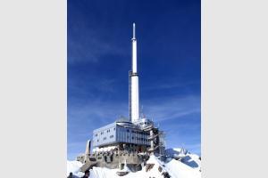 Antenne du pic du Midi de Bigorre