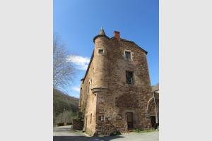 Village d'Ampiac - Aveyron