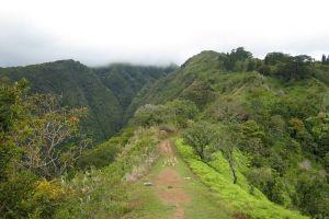 Randonnée au Mont Aorai à Tahiti