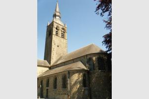 Eglise romane de Tous les Saints à Blaton