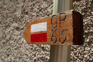Randonnée sur le chemin de Saint-Jacques-de-Compostelle en Aveyron - GR 65