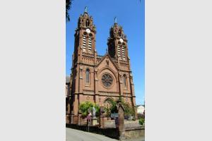 Eglise paroissiale Saint Jean Baptiste d'Espalion