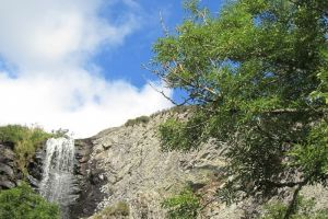 Cascade du Déroc sur Aubrac