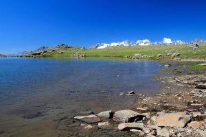 Randonnée aux lacs des Gardioles