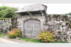 Près du château du Bousquet, Aveyron