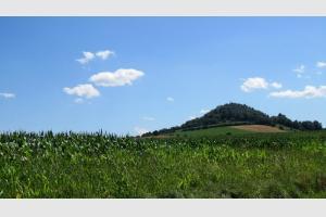Usson, village en Auvergne