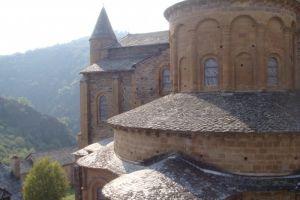 Eglise abbatiale de Conques