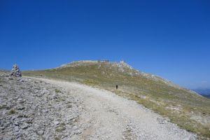 Sommet du Mont Chiran : refuge et observatoire