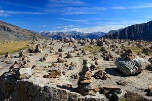 Plateau de cairns