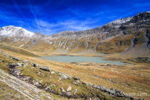 Randonnée au lac et refuge du Goléon