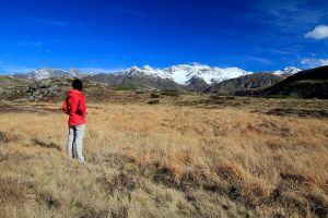 Plateau de Saugué dans les Pyrénées