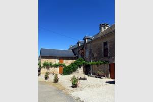Village de Souyri en Aveyron