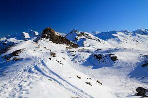 Randonnée en raquettes à neige à Hautacam