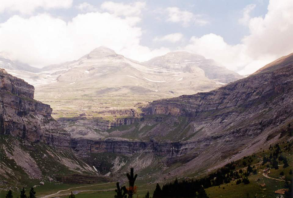 La vallée d'Ordessa dans le Parc National