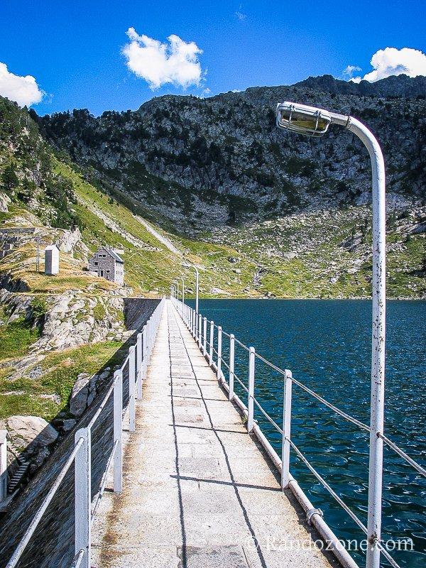 Barrage de la Restanca
