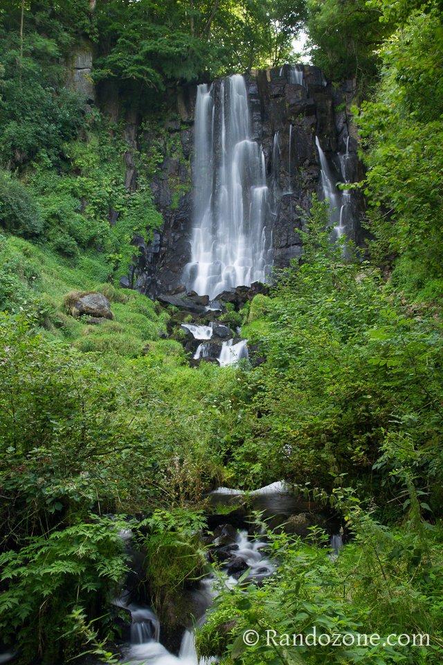 Superbe cascade de Vaucoux