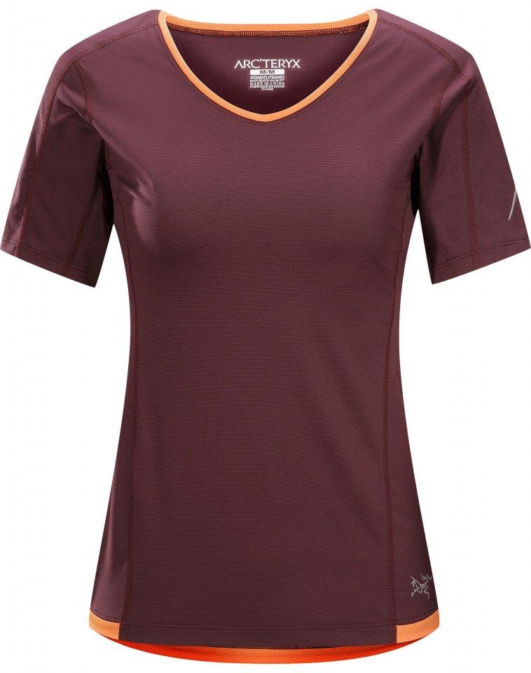 Tee-shirt Arc'teryx Motus Crew SS Femme
