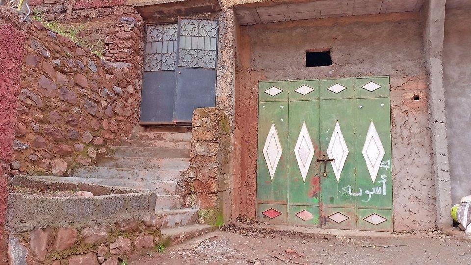 Portes au Maroc
